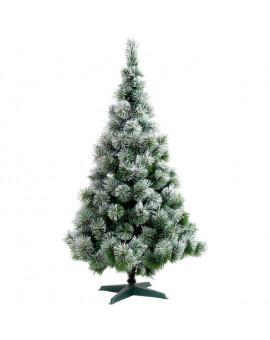 Изкуствена елха със заскрежени връхчета